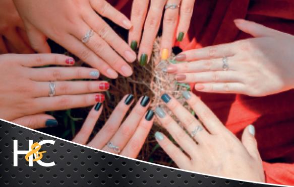Summer nails – Unhas para o verão