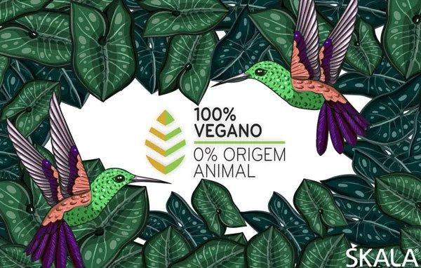 Skala Cosméticos agora é 100% vegana