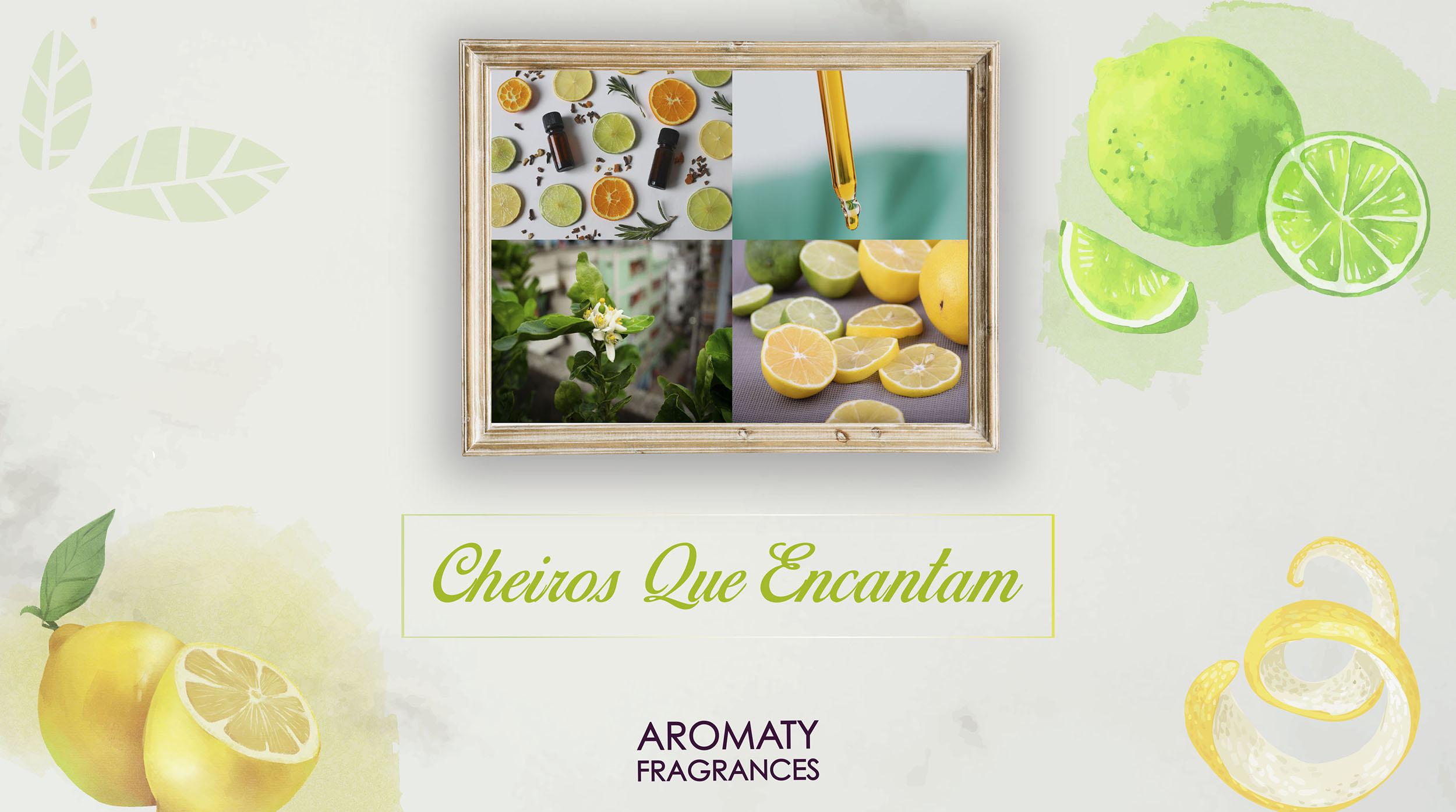 Cheiros que encantam: Limão Siciliano